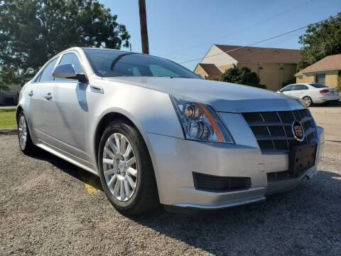 2011 Cadillac CTS for sale at Star Autogroup, LLC in Grand Prairie TX