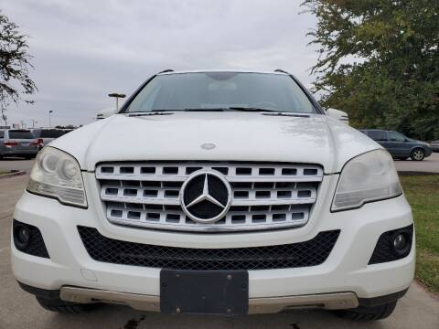 2011 Mercedes-Benz M-Class for sale at Star Autogroup, LLC in Grand Prairie TX