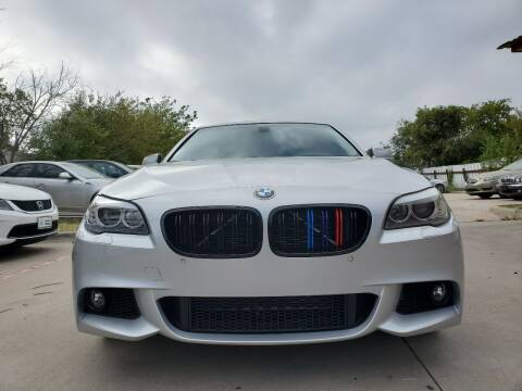 2011 BMW 5 Series for sale at Star Autogroup, LLC in Grand Prairie TX