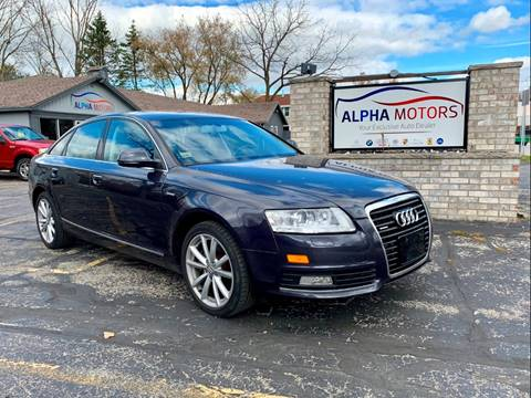 2010 Audi A6 for sale in New Berlin, WI