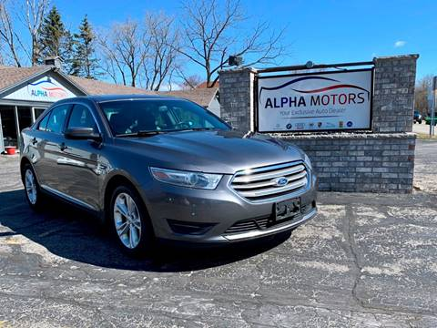 2014 Ford Taurus for sale in New Berlin, WI