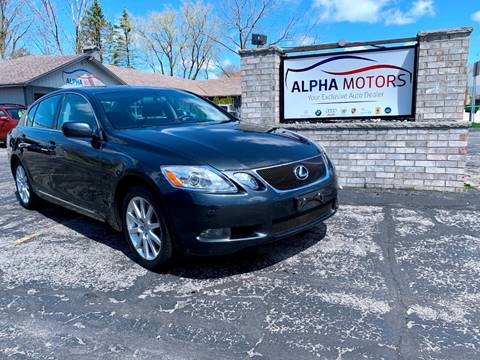 2007 Lexus GS 350 for sale in New Berlin, WI