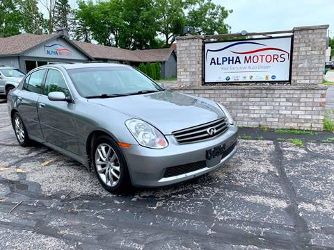 2005 Infiniti G35 for sale in New Berlin, WI
