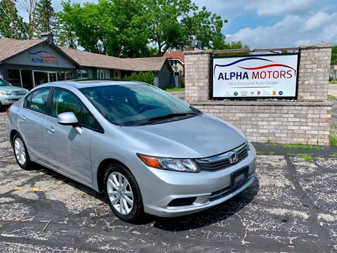 2012 Honda Civic for sale in New Berlin, WI