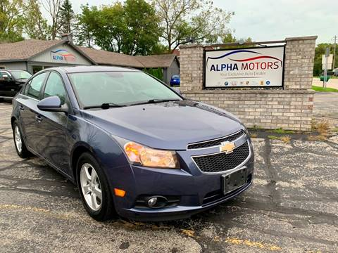 2013 Chevrolet Cruze for sale in New Berlin, WI