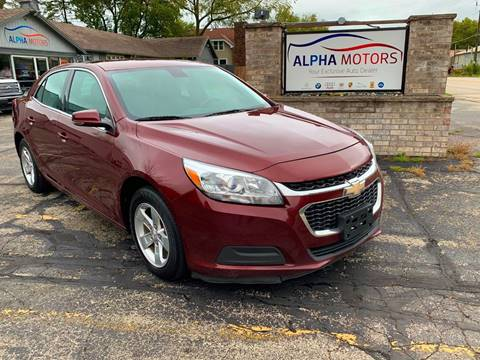 2016 Chevrolet Malibu Limited for sale in New Berlin, WI