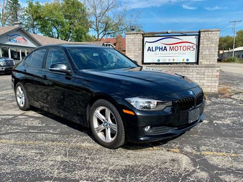 2014 BMW 3 Series for sale in New Berlin, WI
