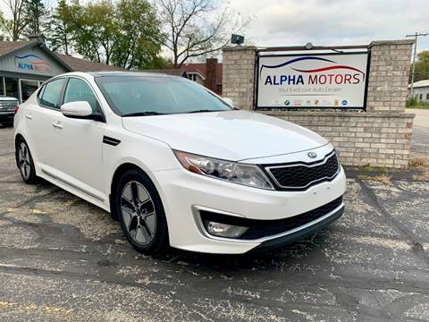2013 Kia Optima Hybrid for sale in New Berlin, WI