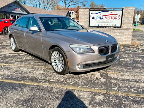 2011 BMW 7 Series for sale in New Berlin, WI