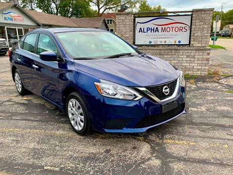 2017 Nissan Sentra for sale in New Berlin, WI