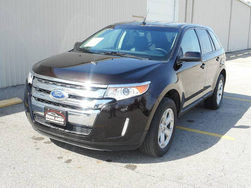 Ford Edge For Sale At Drive Ames In Ames Ia