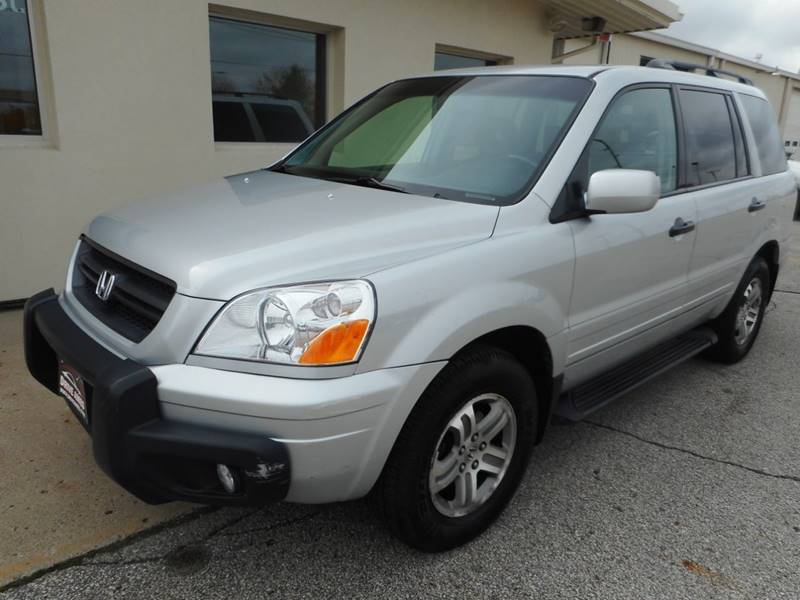 Captivating 2003 Honda Pilot For Sale At Drive Ames In Ames IA