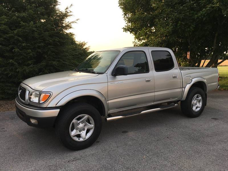 2003 Toyota Tacoma For Sale At Eastend Auto Mart In Russellville KY