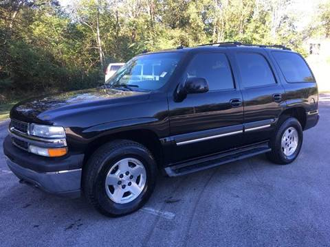2005 Chevrolet Tahoe For Sale In Russellville, KY
