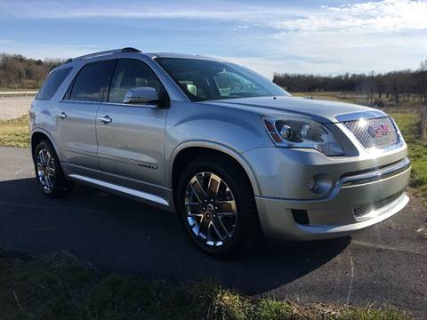 2012 GMC Acadia for sale in Russellville, KY