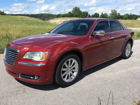 2012 Chrysler 300 for sale in Russellville, KY