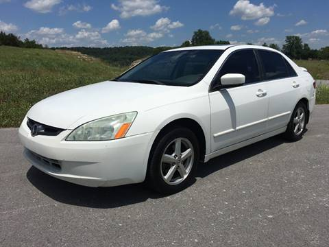 2004 Honda Accord for sale in Russellville, KY