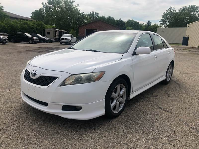 2008 Toyota Camry For Sale At Reliable Rides Automotive LLC In Depere WI