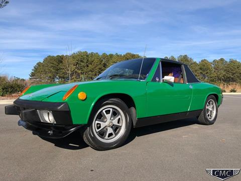 1974 Porsche 914 for sale in Apex, NC