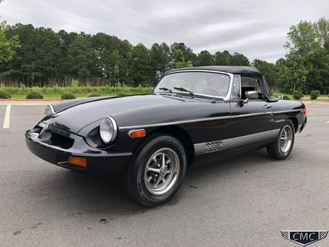 1978 MG MGB for sale in Apex, NC