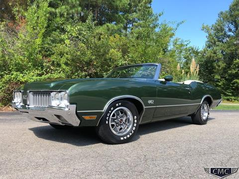 1970 Oldsmobile 442 for sale in Apex, NC