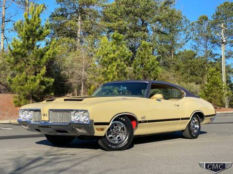 1970 Oldsmobile 442 for sale at Carolina Muscle Cars Inc. in Benson NC