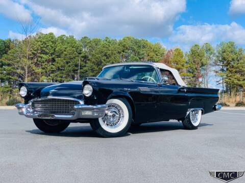 1957 Ford Thunderbird for sale at Carolina Muscle Cars Inc. in Benson NC
