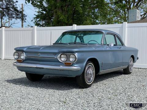 1963 Chevrolet Corvair for sale at Carolina Muscle Cars Inc. in Benson NC