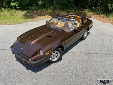 1983 Datsun 280ZX GL for sale at Carolina Muscle Cars Inc. in Benson NC