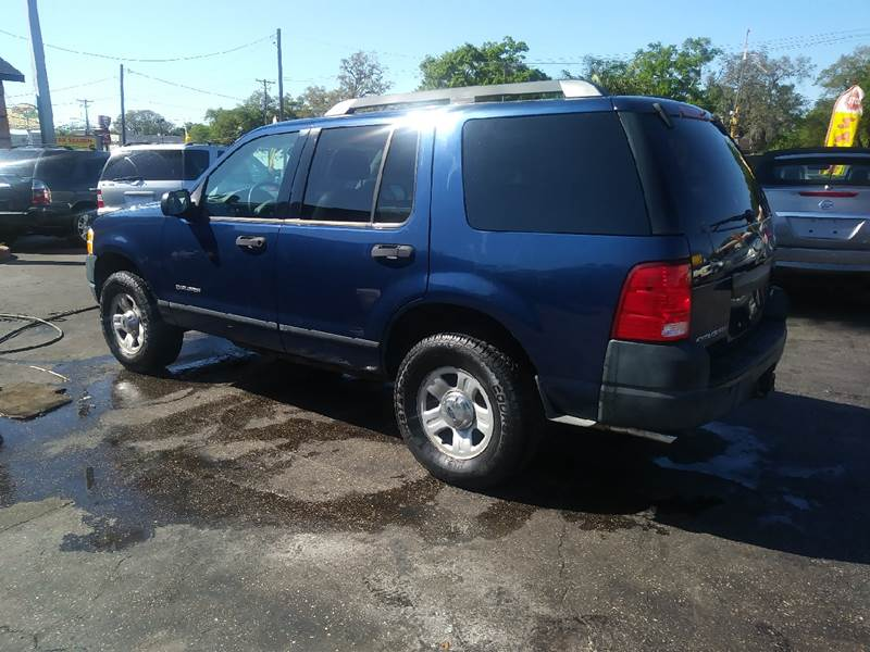 2005 Ford Explorer XLS In Tampa FL - Hot Deals On Wheels