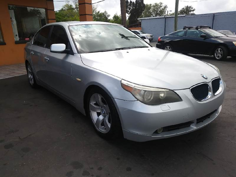 2004 BMW 5 Series 525i In Tampa FL - Hot Deals On Wheels