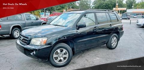 Toyota Auburn Ma >> Used Toyota Highlander For Sale In Auburn Ma Carsforsale Com