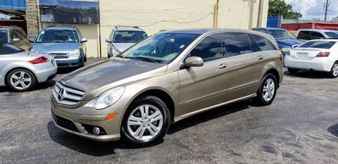 2008 Mercedes-Benz R-Class for sale in Tampa, FL
