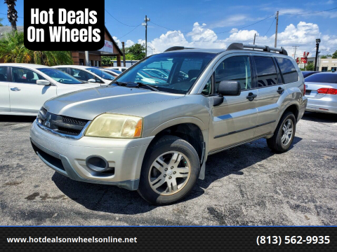 2006 Mitsubishi Endeavor for sale at Hot Deals On Wheels in Tampa FL
