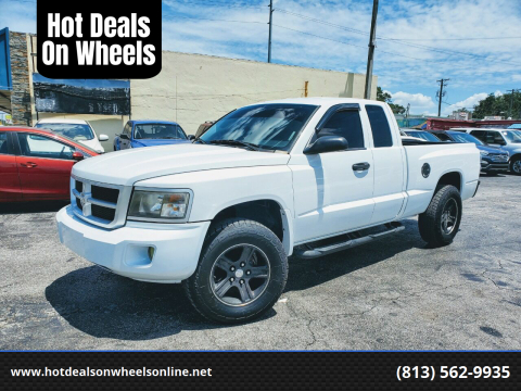 2010 Dodge Dakota for sale at Hot Deals On Wheels in Tampa FL
