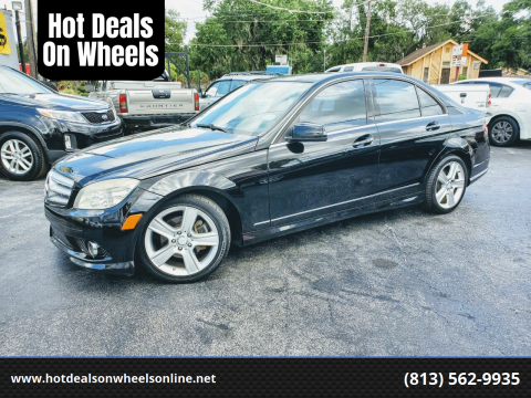 2010 Mercedes-Benz C-Class for sale at Hot Deals On Wheels in Tampa FL