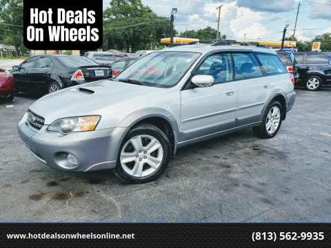 2005 Subaru Outback for sale at Hot Deals On Wheels in Tampa FL