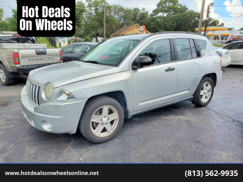 2007 Jeep Compass for sale at Hot Deals On Wheels in Tampa FL