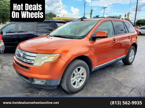 2007 Ford Edge for sale at Hot Deals On Wheels in Tampa FL