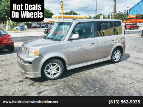 2005 Scion xB for sale at Hot Deals On Wheels in Tampa FL