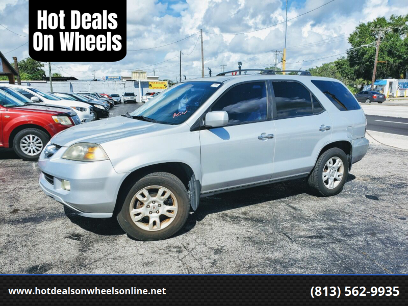 2004 Acura MDX for sale at Hot Deals On Wheels in Tampa FL