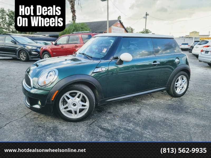 2007 MINI Cooper for sale at Hot Deals On Wheels in Tampa FL