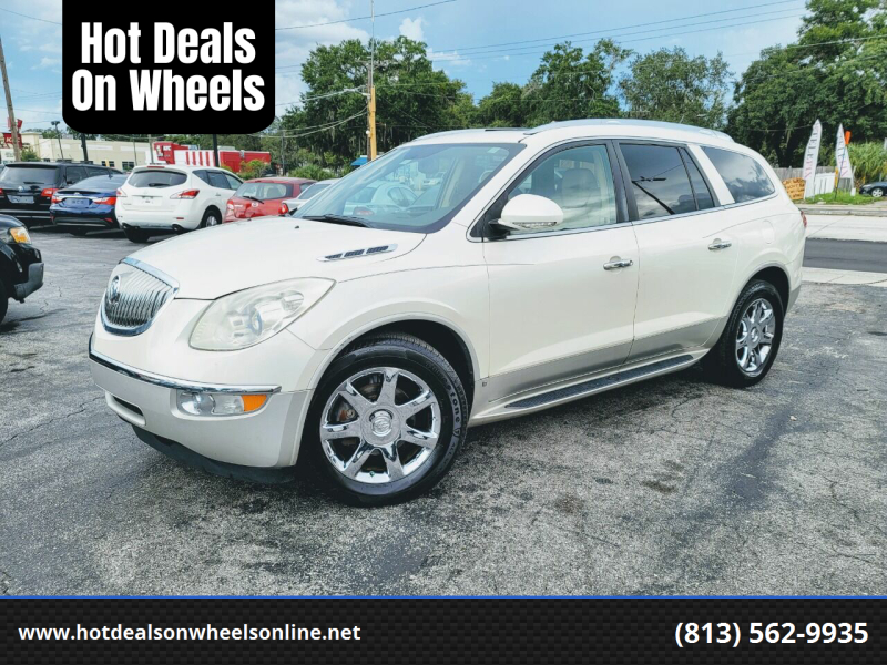 2010 Buick Enclave for sale at Hot Deals On Wheels in Tampa FL