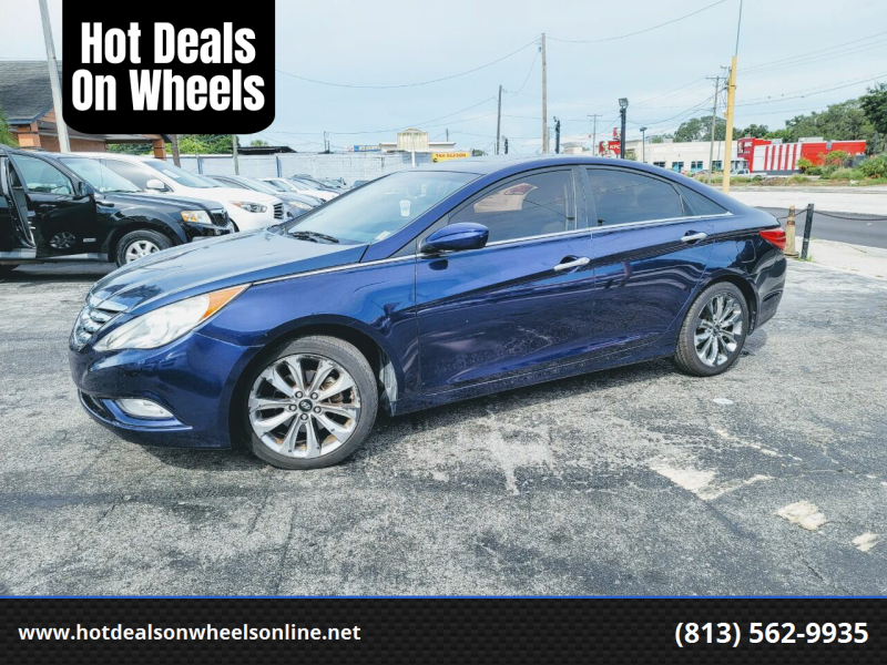 2011 Hyundai Sonata for sale at Hot Deals On Wheels in Tampa FL