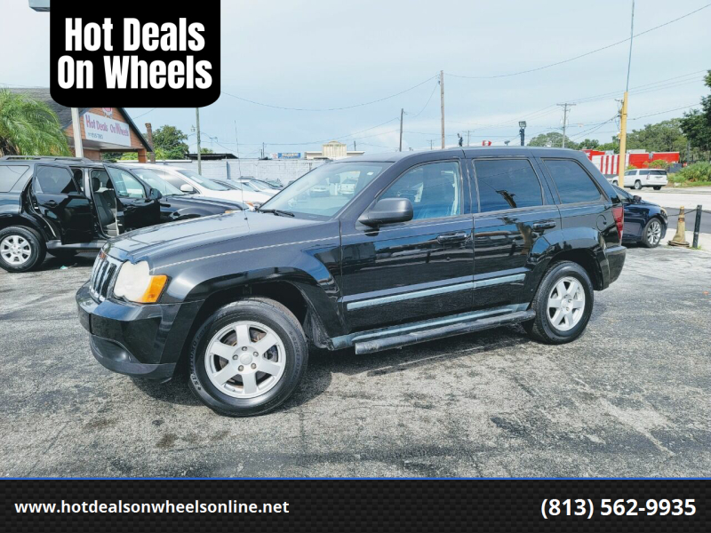 2008 Jeep Grand Cherokee for sale at Hot Deals On Wheels in Tampa FL