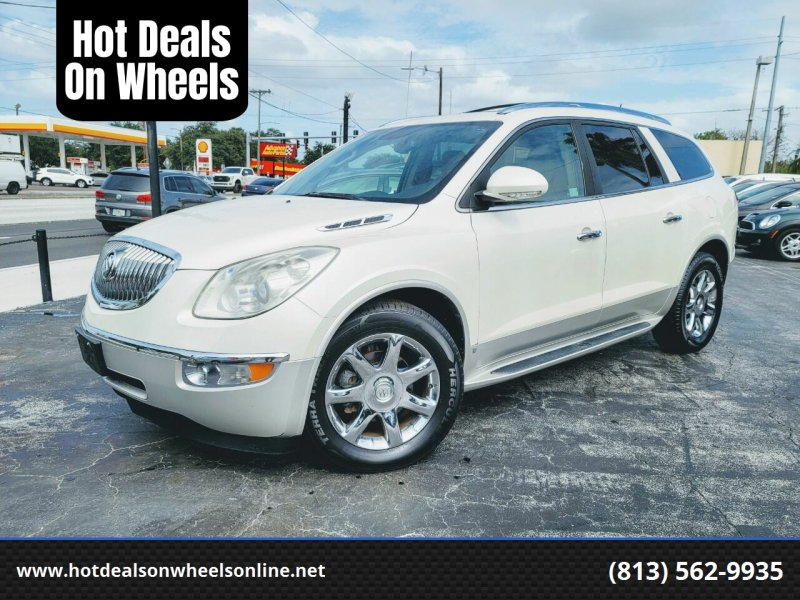 2009 Buick Enclave for sale at Hot Deals On Wheels in Tampa FL