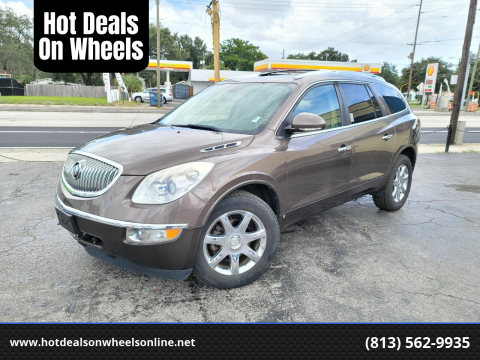 2008 Buick Enclave for sale at Hot Deals On Wheels in Tampa FL