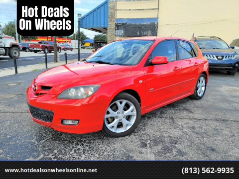 2007 Mazda MAZDA3 for sale at Hot Deals On Wheels in Tampa FL