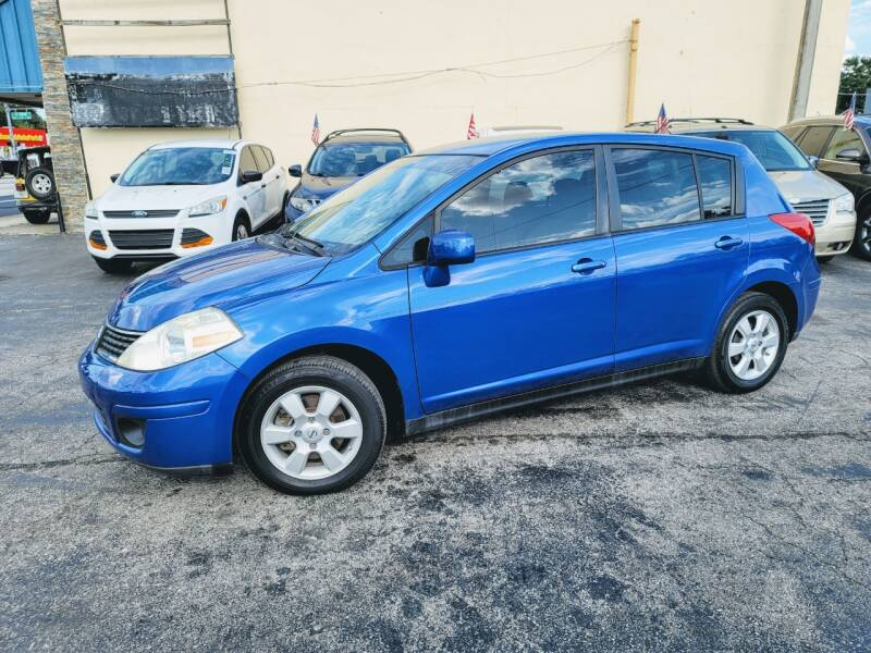 2009 Nissan Versa for sale at Hot Deals On Wheels in Tampa FL