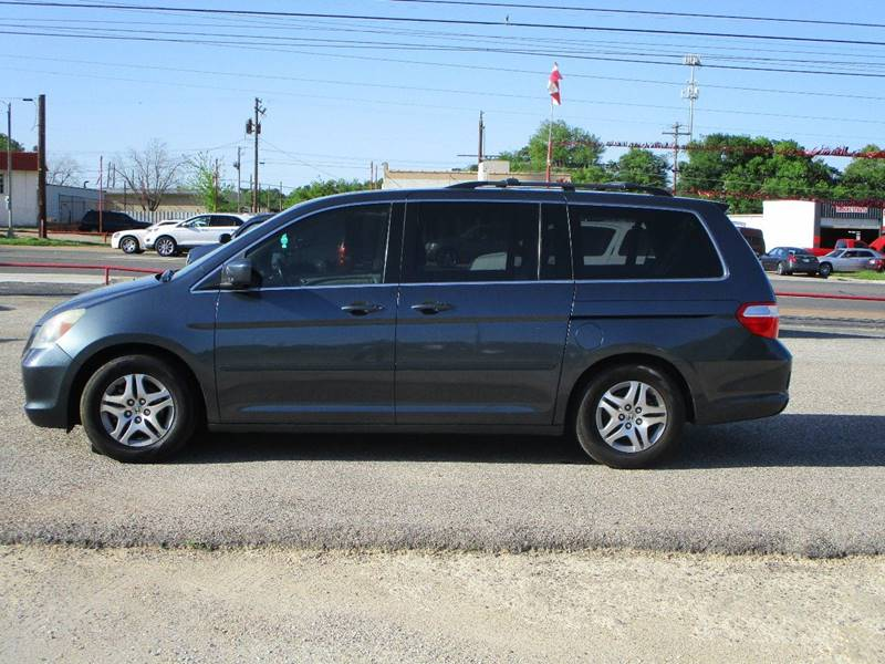 2006 Honda Odyssey For Sale At LANEu0027S AUTO SALES In Longview TX